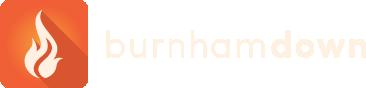 Burnham Down Logo
